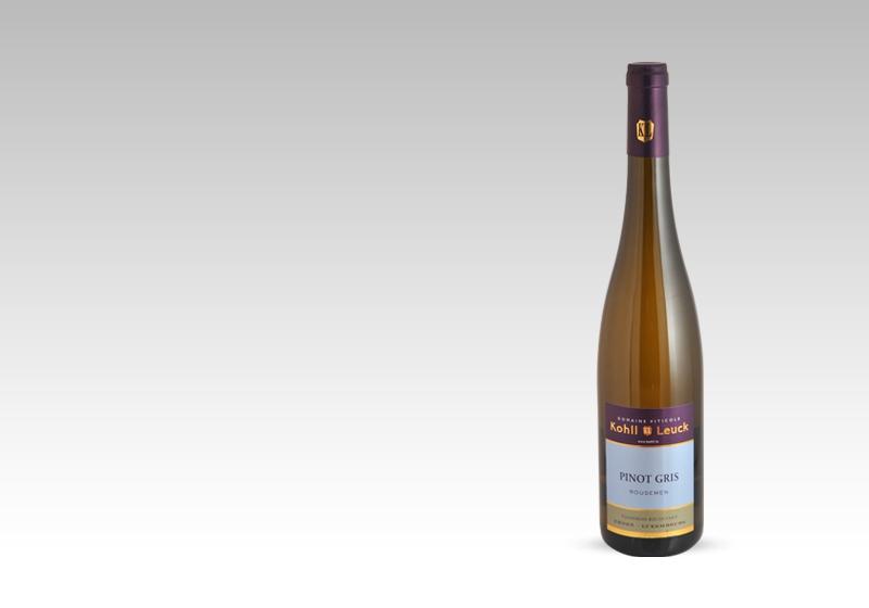 Pinot gris - Sélection Hachette